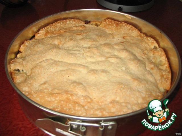 Как приготовить Простая шарлотка с яблоками вкусный рецепт с фото #4
