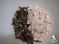 Салатик «Лохматый» ингредиенты