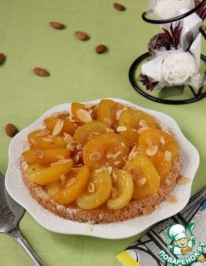 "Рецепт Дакуаз с рисом и абрикосами ""Dacquoise au riz a l'abricot"""