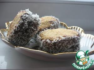 Рецепт Овсяно-кокосовые печенья