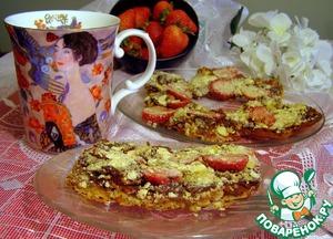 Рецепт Шоколадно-карамельные крекеры из морозилки для  любого случая.