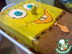 Рецепт Замороженный торт