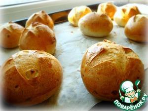Рецепт Луковые булочки