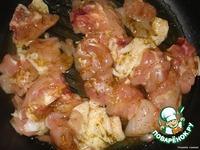 Куриный плов в горшочках ингредиенты