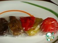 Полуфабрикаты из баклажанов и не только ингредиенты