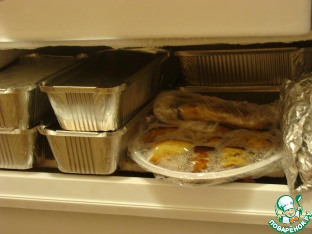 лазанья из баклажанов с соусом бешамель