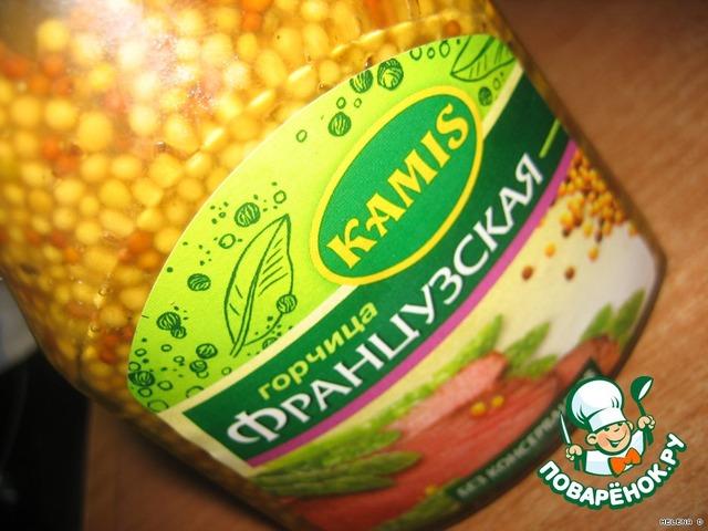 горчица из зерен рецепт приготовления в домашних условиях
