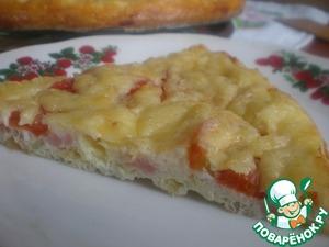 Рецепт Пицца-омлет