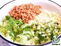 """Салат """"Нур"""" ингредиенты"""