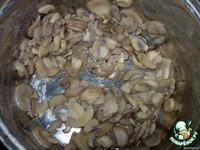 """Запеканка с курицей и грибами """"Самая вкусная"""" ингредиенты"""