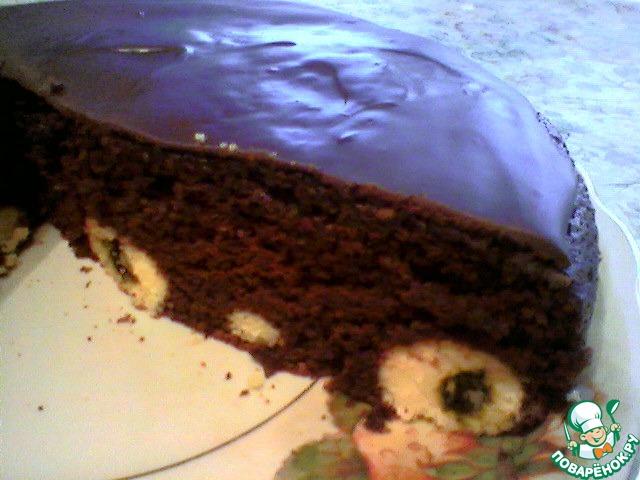 Как приготовить блинный пирог из кабачков
