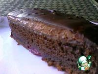 Шоколадный торт ингредиенты