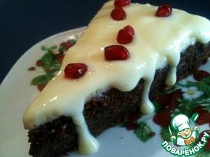 Рецепт Сладкий пирог из свеклы