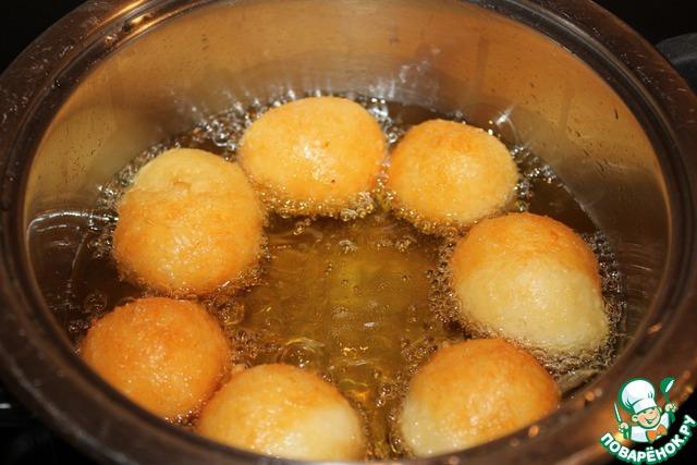 рецепт с фото сырные палочки