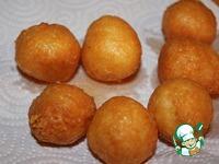 Закусочные сырные шарики ингредиенты