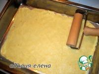 Яблочный пирог с рулетом ингредиенты