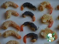 Полуфабрикаты из рыбы и морепродуктов ингредиенты