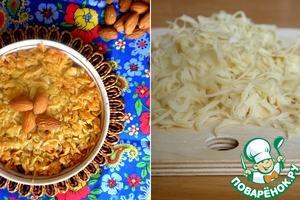 Рецепт Кунафа и домашнее тесто Кадаиф