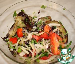 Рецепт Мужской салат к мясу