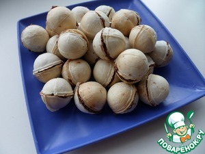 Рецепт Очередные кокосовые конфеты