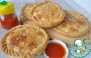 Рецепт Туркменские фитчи