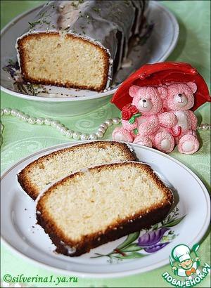 Рецепт Лаймовый кекс