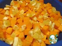 Тыква в лимонной карамели ингредиенты