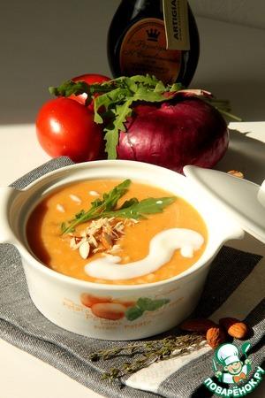 Рецепт Испанский чечевичный суп