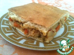 Рецепт Сдобное тесто на скорую руку