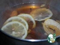 Чайный глинтвейн ингредиенты