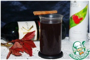 Рецепт Чайный глинтвейн