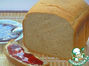 Рецепт Домашний йогуртовый хлеб