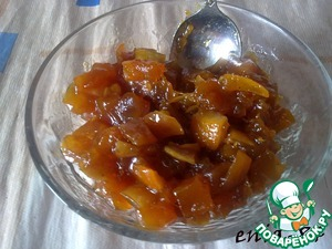 Рецепт Варенье кабачковое