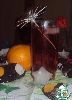 Рецепт Зеленый чай по-баварски