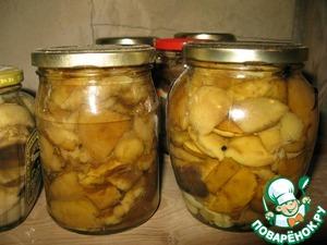 Рецепт Белые грибочки маринованные