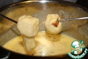 Готовим Сырное фондю по-голландски простой пошаговый рецепт приготовления с фотографиями