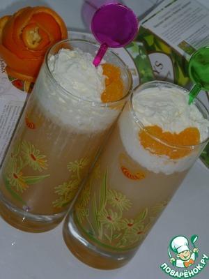 Рецепт Айс-чай цитрусовый