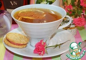 Рецепт Парижский чай