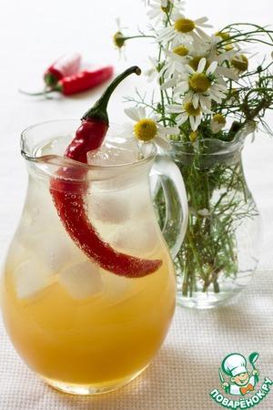 Рецепт Ромашковый лимонад с чили