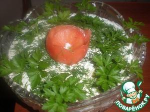 "Рецепт Салат ""Дубок-2"""