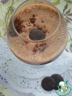 Рецепт Шоколадный чайный напиток