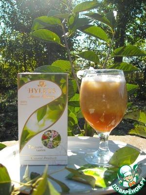 Рецепт Чайно-грушевый коктейль
