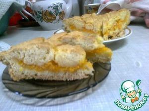 Рецепт Лимонный пирог с морковью