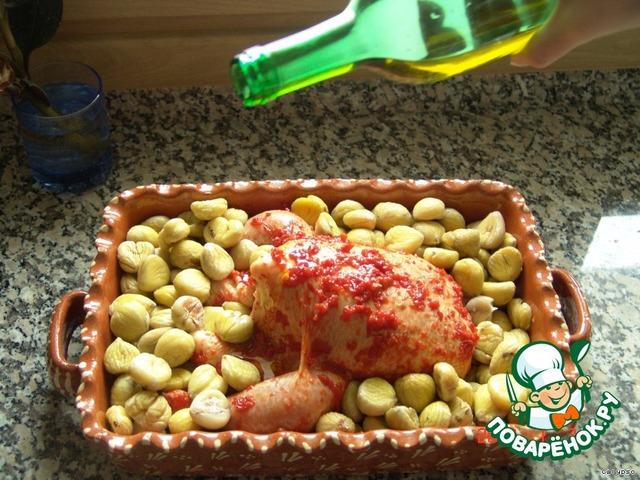 рецепт болгарского салата из моркови на зиму