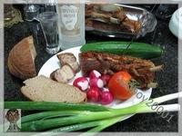 Свиная грудинка ингредиенты