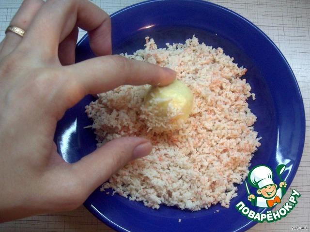 закуска рафаэлло,рецепты,версия для печати
