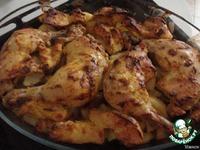 Маринад для курицы ингредиенты