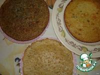 "Торт ""Три встречи"" ингредиенты"