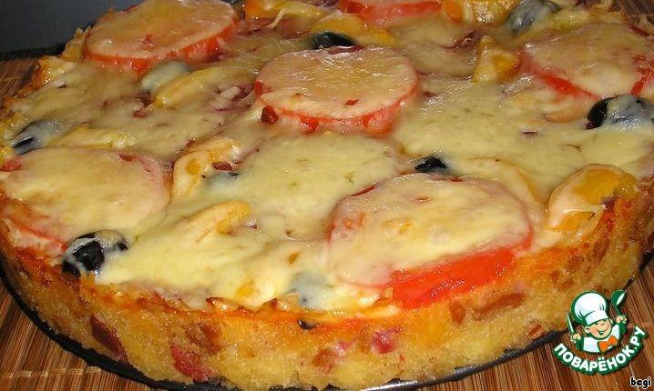 пирог гость на пороге творожный рецепт