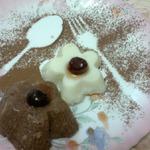 """Нежный французский десерт бланманже""""День и ночь"""""""